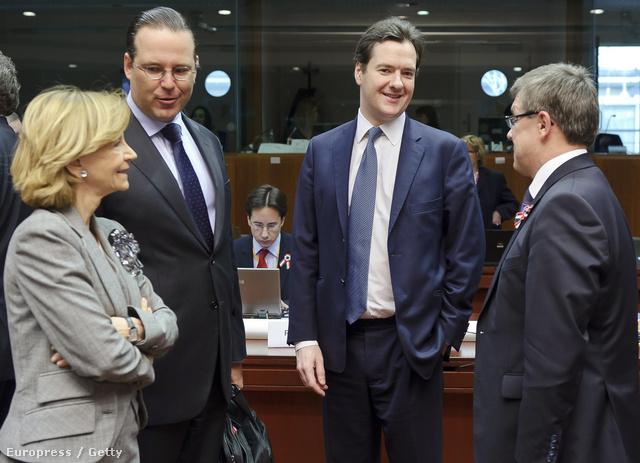 Matolcsy György EU-s országok pénzügyminisztereivel beszélget. Tanulhat tőlünk Európa?