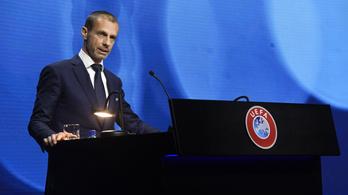 Az UEFA fegyelmi eljárást indít a Juventus, a Barcelona és a Real ellen