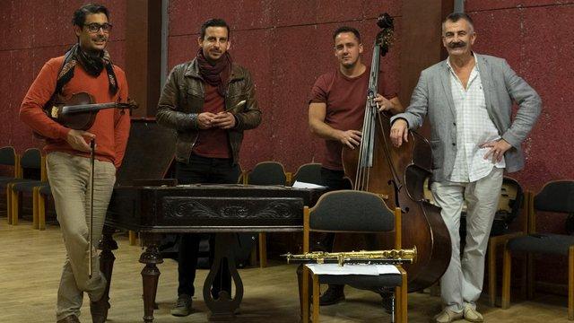 Kapszula helyett vadszerba, A Dresch Vonós Quartet új lemeze