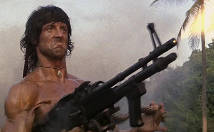 Rambo II (Forrás: Wikipédia)
