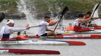 Minden magyar egység megőrizte esélyét az olimpiai kvótára