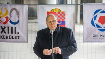 Bírálja a fideszes tervet, a lakásmaffiától tart a XIII. kerületi polgármester
