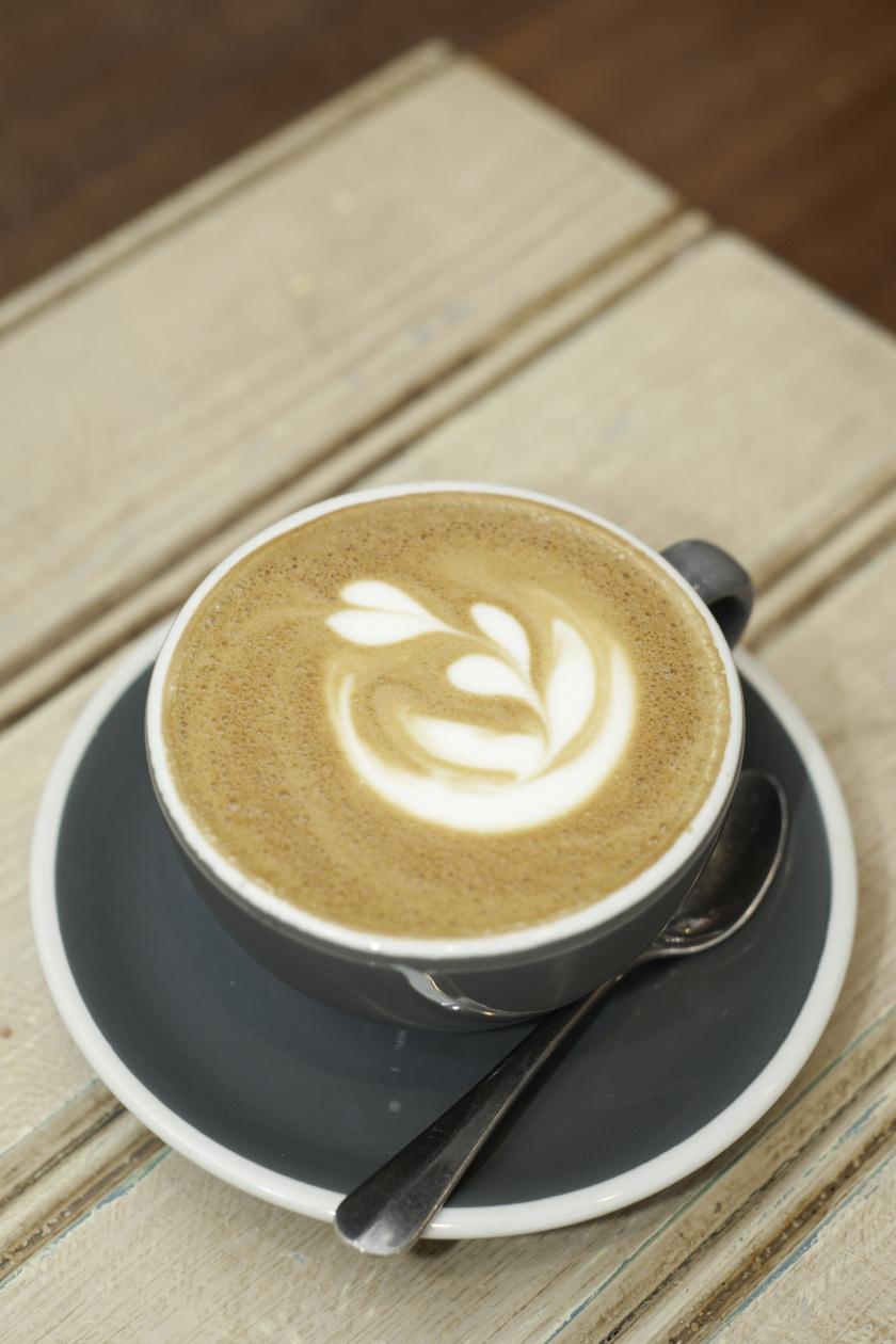 latte art levél álló ok