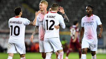 Hetet lőtt a Milan Torinóban, CR klubcsúcsot döntött