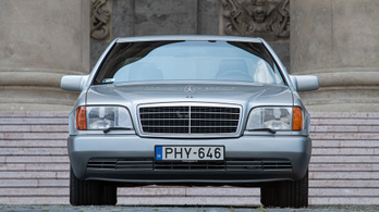 Joy of Driving: Mercedes-Benz 300 SE – 1991.
