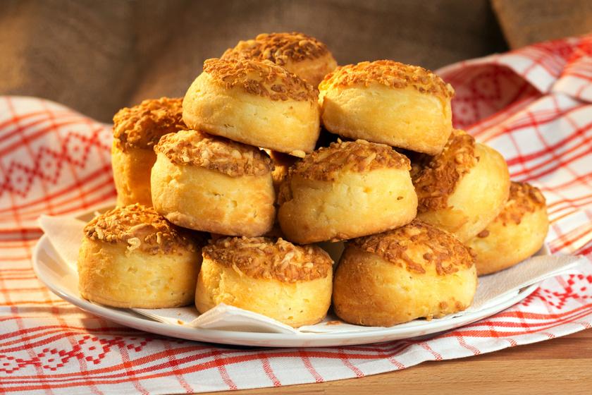 Gyors krumplis pogácsa, ami sokáig friss és puha marad