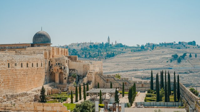 Jeruzsálem a miénk – Lelkész-ként az izraeli konfliktusról