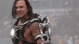 Mickey Rourke még mindig haragszik, leszarozta a Marvel-filmeket