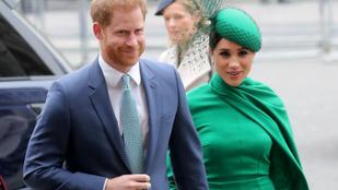 Ez lesz Meghan Markle és Harry herceg lányának neve - a fogadóirodák szerint