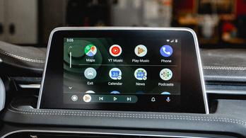 Rekordbírságot kapott a Google az Android Auto miatt