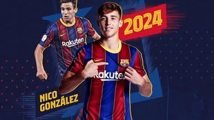 Nico González 2024-ig hosszabbított