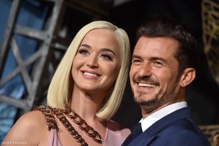 2016 januárjában jött a hír, hogy összejött Katy Perry és Orlando Bloom