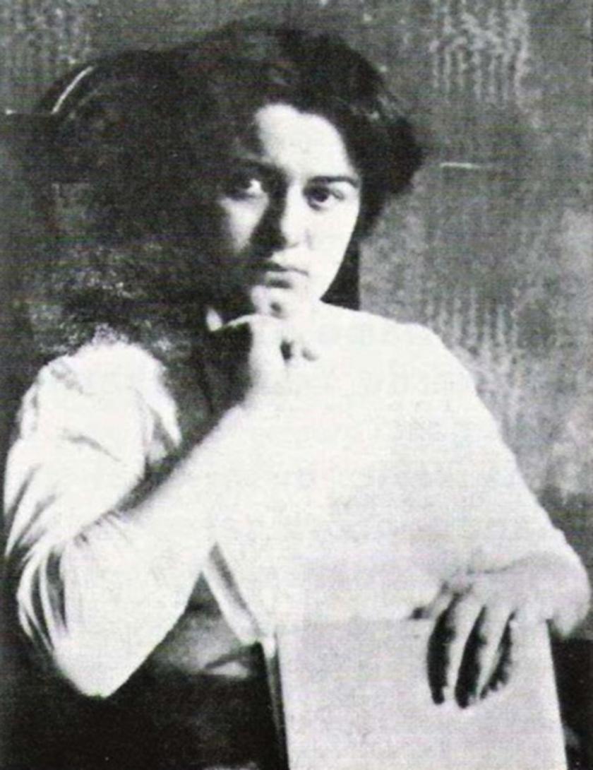Edith Stein-Student at Breslau (1913-1914)
