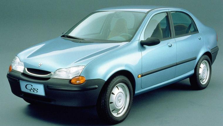 1994-ben Kínának még nem volt akkora gazdasági súlya, mint ma és a helyi ipar is csak ugatta az autógyártást, ezért a kormány elhatározta, hogy pályázatot írnak ki tapasztalt gyártók számára egy elérhető árú családi autóra
