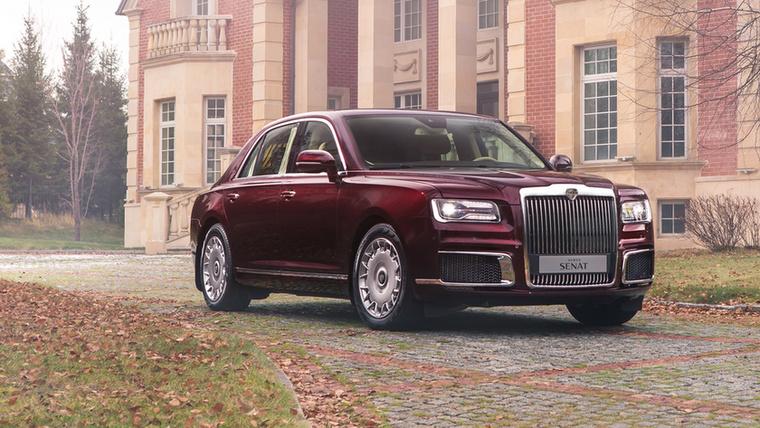 Úgy néz ki, mintha orosz akcentussal mondanánk ki, hogy Rolls-Royce és ez cseppet sem véletlen