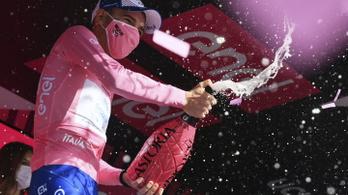 Magyar bravúr a Giro d'Italián