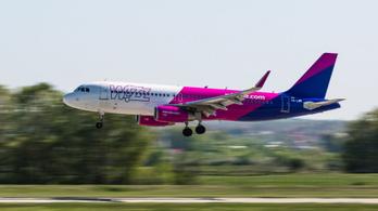Giga útvonalbővítést jelentett be a Wizz Air