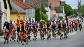 Izgalmasan alakult a Tour de Hongrie második napja