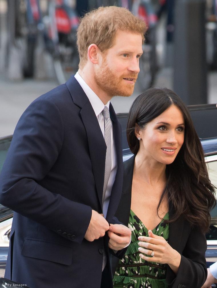 Harry herceg és Meghan Markle korábban