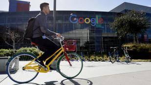 Ezúttal százmillió eurós büntetéssel úszta meg a Google