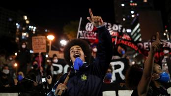 Rasszizmus és rendőri túlkapások miatt tüntettek Brazíliában