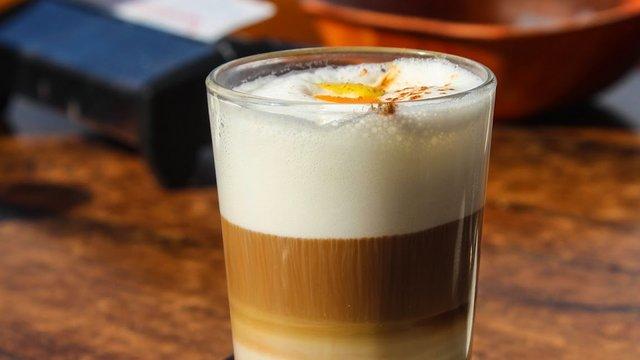 Barraquito kávérecept