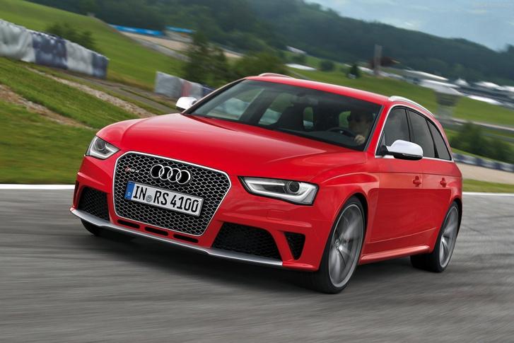 Az Audi RS4-es B8-as generációjával búcsúzott el a 4,2 literes szívó V8-as. Utána már csak turbók jöttek