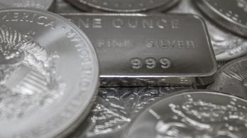 Feltolták az ezüst árát a zöld technológiák