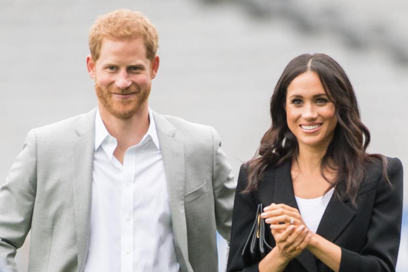 Harry és Meghan először titokban randiztak: meglepő helyre szervezték a találkozójukat