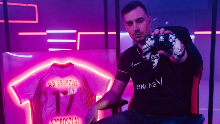 E-sport-csapatot alapít Szoboszlai Dominik