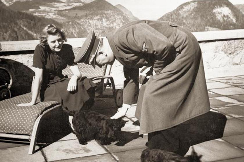 Sosem látott helyzetekben örökítette meg Hitlert házi videóin Eva Braun: így töltötte szabadságát a Führer