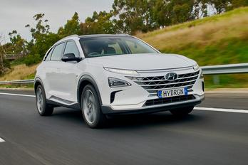 Hidrogénes hatótáv-rekordot állított fel a Hyundai