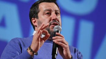 Megalapozatlannak tartják a Matteo Salvinivel szembeni vádemelést