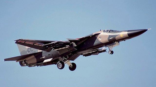 Szolgálatba áll az F-111