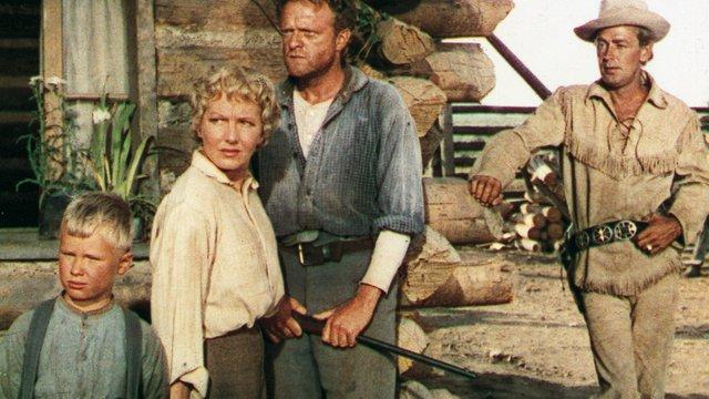 Idegen a vadnyugaton - Az első szélesvásznú western