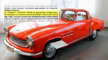Szar volt-e a Trabant, és milyen most?