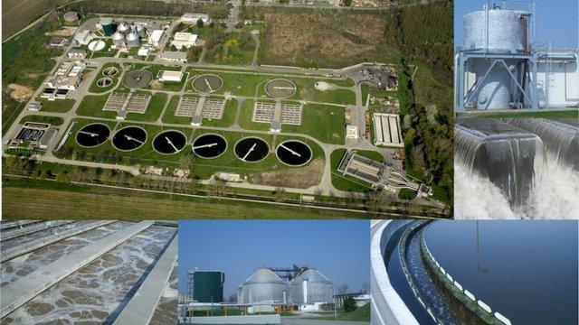 Az első magyar szennyvíztisztító telep