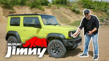 TCTV: Suzuki Jimny