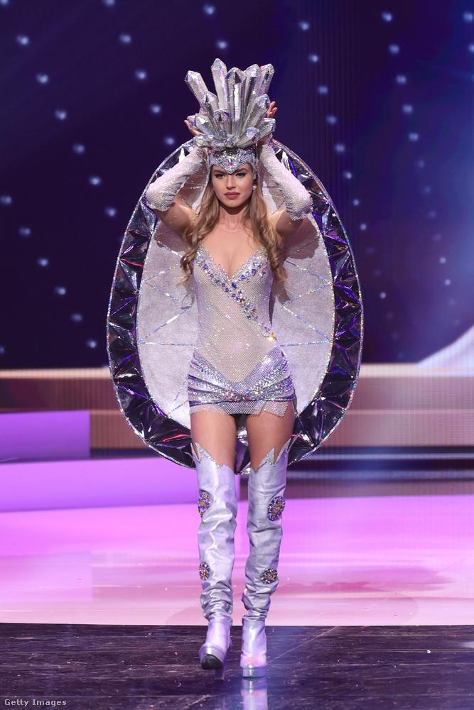 Alina Sanko Oroszország legszebbje.