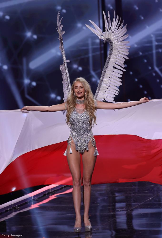 Natalia Piguła, Lengyelországból.