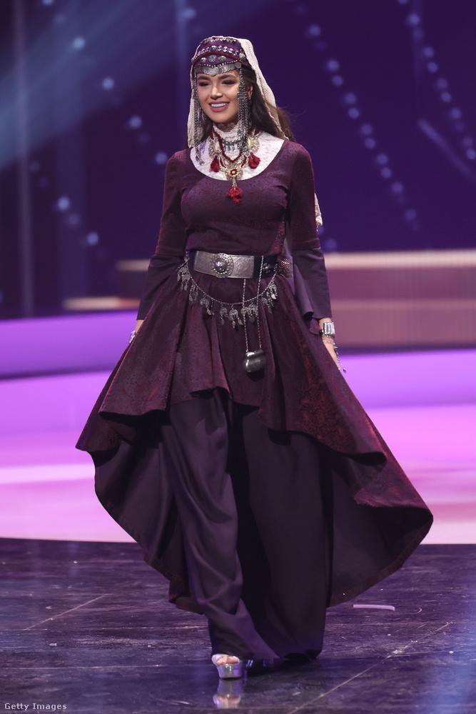 Monika Grigoryant, Örményország tavalyi legszebbjét láthatták.