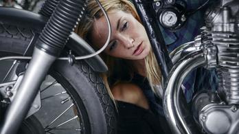 Megújították a képzést, a cél a motorosok biztonsága