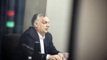 Orbán Viktor gyerekekkel dobta fel az interjúját