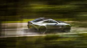 Nem lesz több kézi váltós Aston Martin