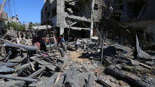 Izrael átverte a világsajtót, hogy nagyobbat üthessen a Hamászon