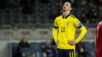 Ibrahimović térdsérülés miatt kihagyja az Eb-t