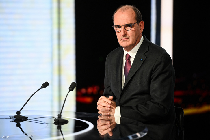 Jean Castex francia miniszterelnök