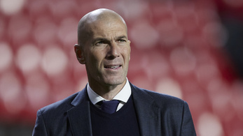 Egyre biztosabbnak tűnik, hogy Zidane távozik a Realtól