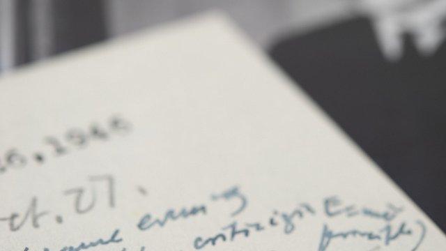 Einstein levele 400 ezer dol-lárért kelhet el