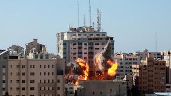 Többfrontos háborúval fenyeget az izraeli konfliktus